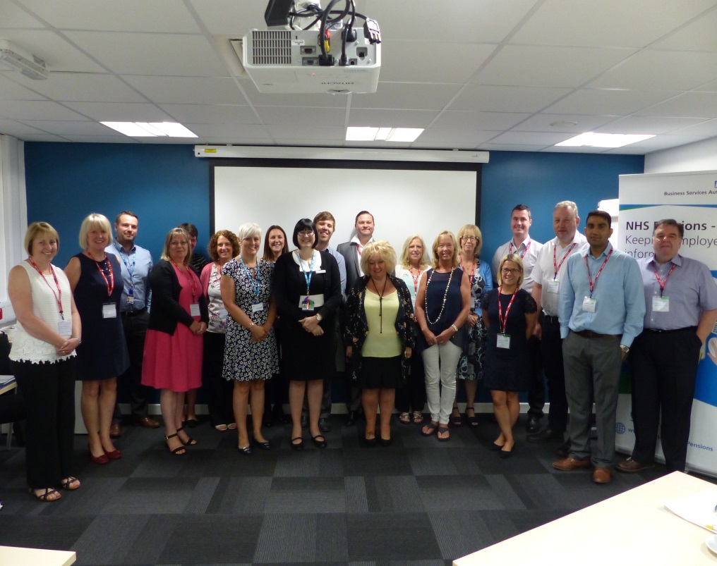 Nhs Pensions Sevice Improvement And Development Board